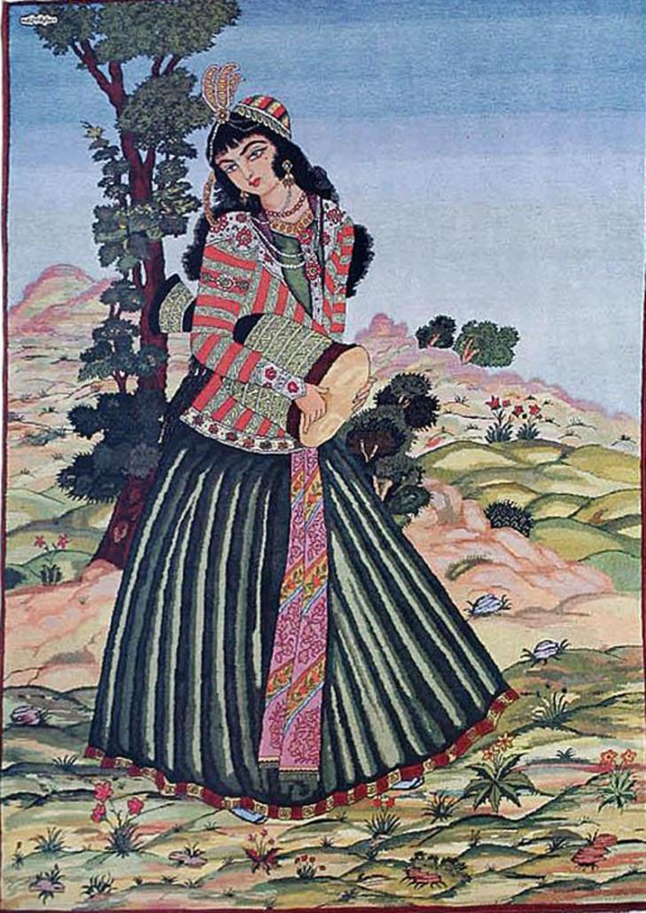 دختر قاجار