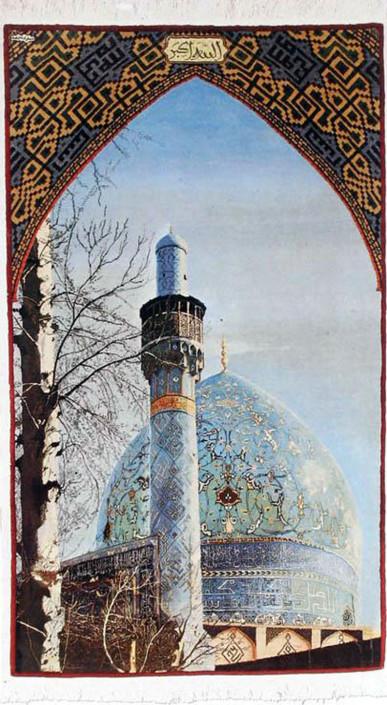 مسجد چهارباغ اصفهان