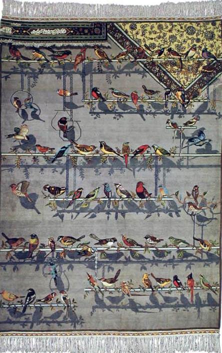 مرغ در بند