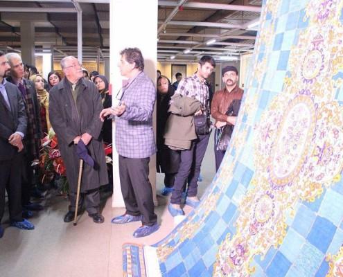 نمایشگاه فرش و معماری