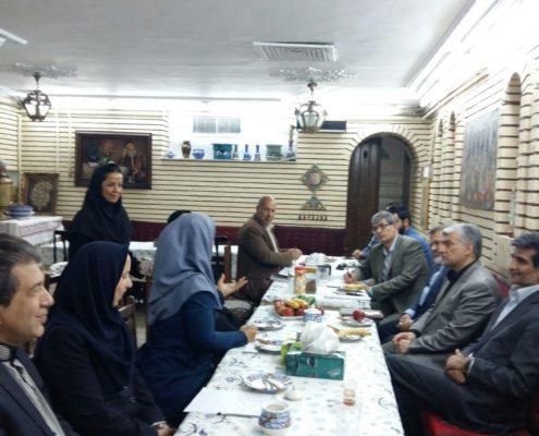 همکاری بنیاد فرهنگی هنری رسام عربزاده و موسسه خیریه صالحات وباقیات