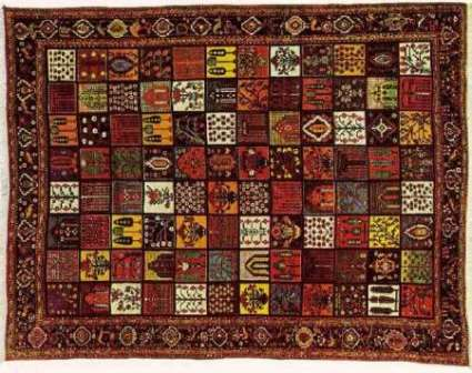 فرش دستباف عشایری