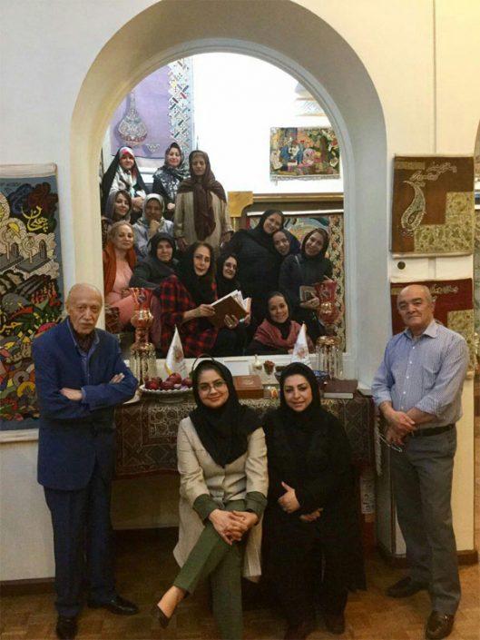 هفت سین نود وهفت موزه رسام عربزاده