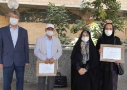 ثبت ملی نقشه های استاد رسام عربزاده